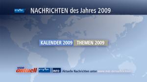 MDR Nachrichten Jahresrückblick DVD  - 2009-2012
