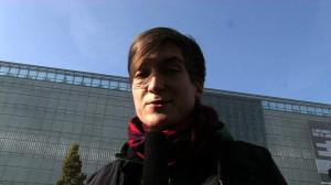 """VIDEOBLOG DOK Leipzig """"Martin-in-the-middle"""" 2009, Schnittbetreuung"""
