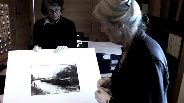 """Doku """"Evelyn Richter"""" für das Museum der bildenden Künste Leipzig, MdbK 2009"""